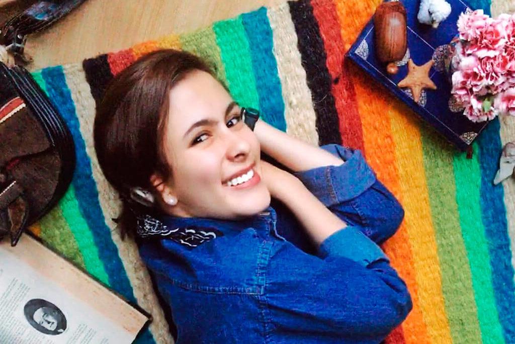 Lorena chaparro usuaria Baha® Attract