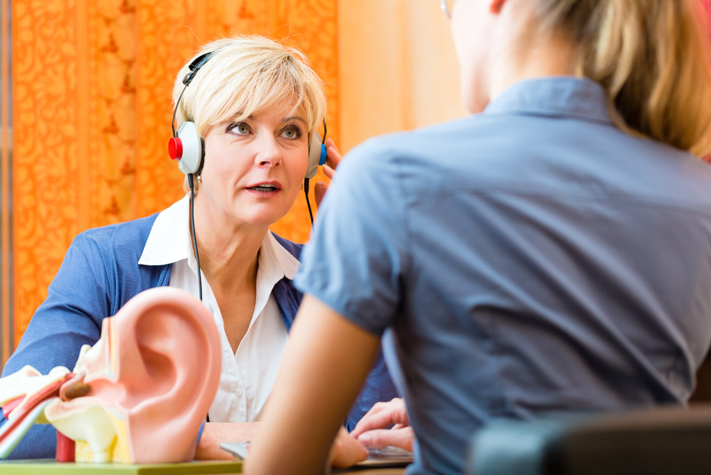 Cita con audiólogo