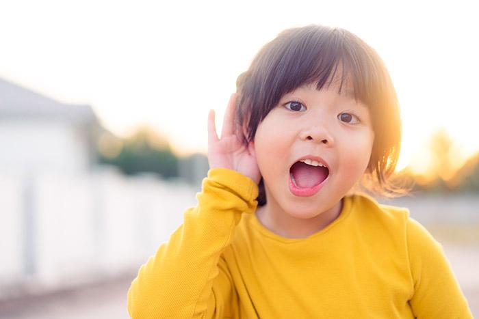 La pérdida de audición en niños es prevenible