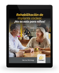 Ebook Rehabilitación adultos implante coclear