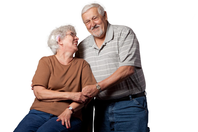 Problemas de audición en adultos mayores