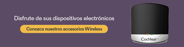 Accesorios auditivos wireless