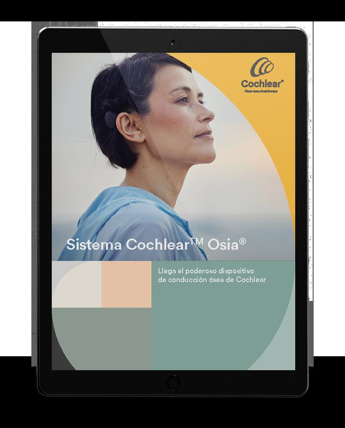 Sistema Osia de Cochlear
