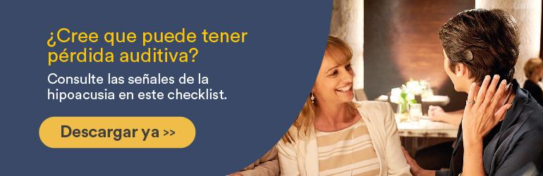 Checklist Perdida auditiva en adultos