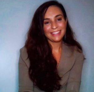 Audiologa Valeria Oyanguren