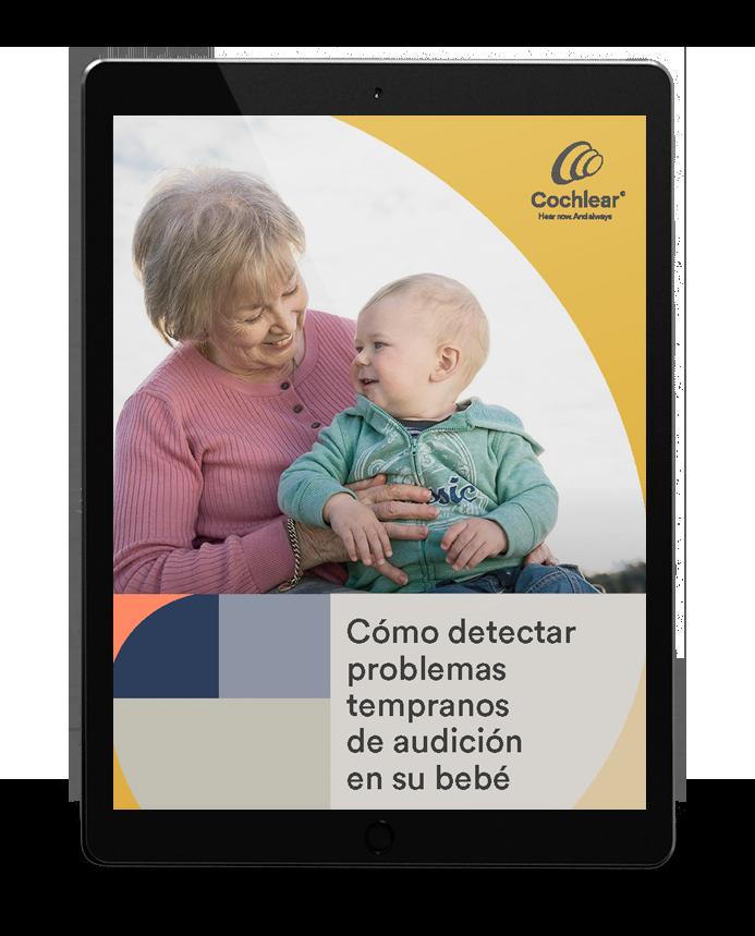 Problemas de audición en bebés