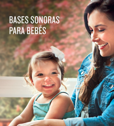 Bases sonoras para bebes