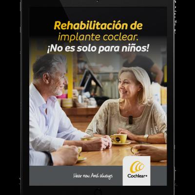Ebook Rehabilitación adultos implante coclear
